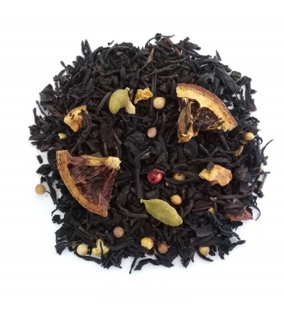 Té Negro Cookies and Spices