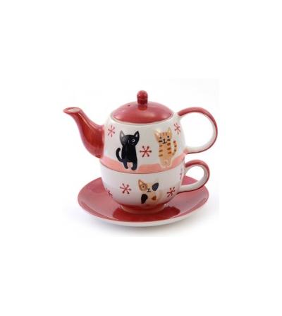 Tea For One Gatos