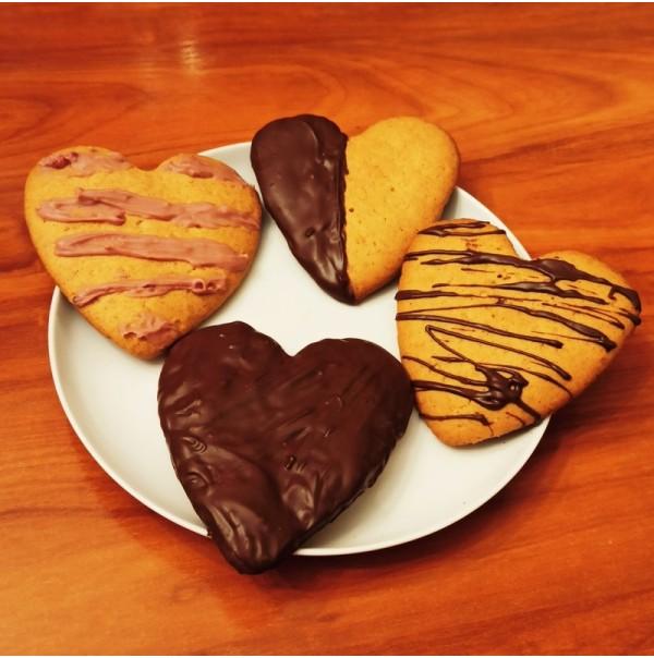Galletas de Especias con Chocolate