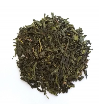 Té Verde Earl Grey Ecológico