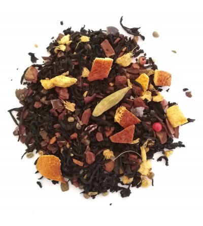 Té Negro Massala Chocolate