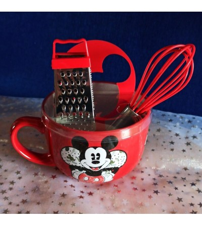 Kit capuccino mickey mousse
