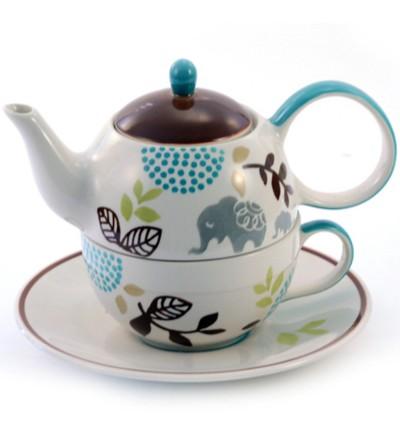 Tea For One Elefantes