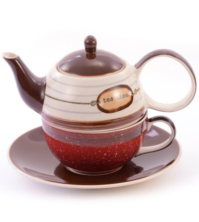 Tea For One Tea Time