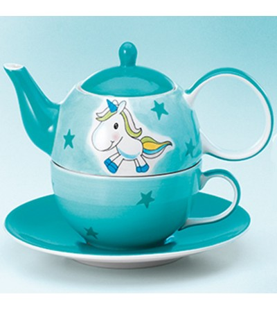 Tea For One Unicornio