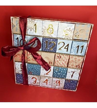 Calendario de Adviento de Cafeteshop